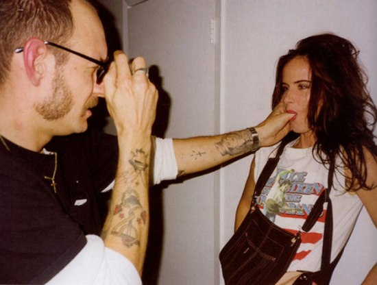 Juliette Lewis/Terry Richardson's Diary