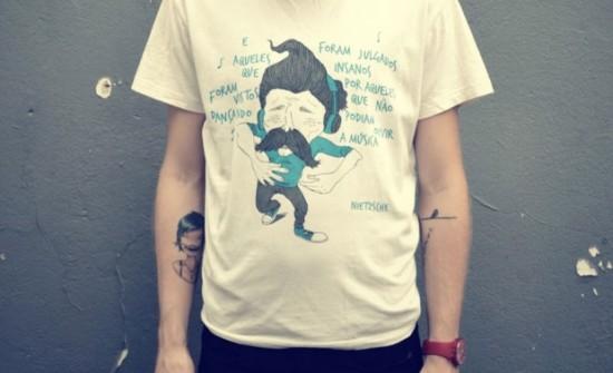 Se o Nietzsche soubesse do amor que os hipsters têm por ele…