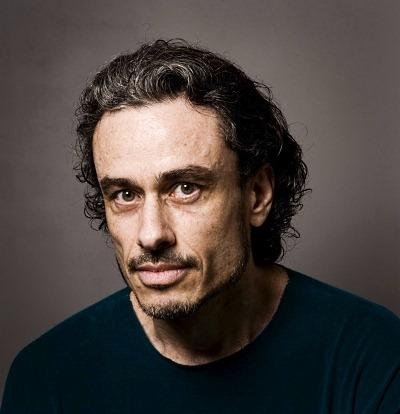 O escritor e jornalista Guilherme Fiuza